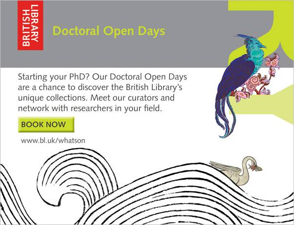 British Libraries Open Days