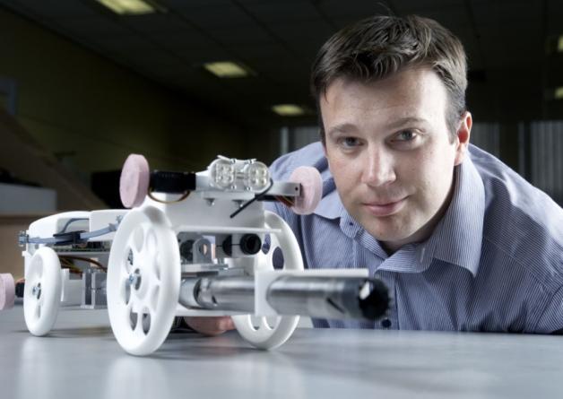 Robotics Research at Leeds