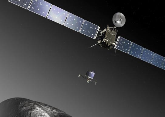 SPACE Comet 2